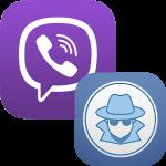 Как сделать невидимку в Viber
