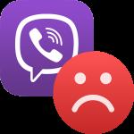 Что делать, если Viber не работает