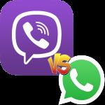 Viber или WhatsApp что лучше