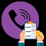 Как создать опрос в Viber