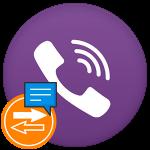 Как перенести историю Viber на другой телефон
