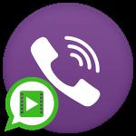 Как переслать видео с WhatsApp на Viber
