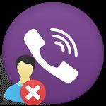 Как удалить контакт в Viber