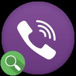 Поиск сообщений в Viber